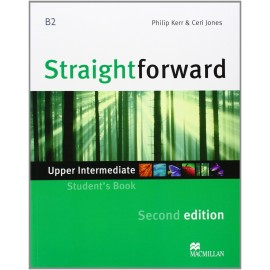 Straightforward Upper-Intermediate Second Ed. Student's Book
