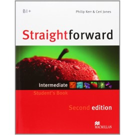 Straightforward Intermediate Second Ed. Student's Book