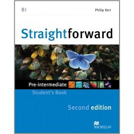 Straightforward Pre-Intermediate Second Ed. Student's Book