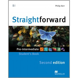 Straightforward Pre-Intermediate Second Ed. Student's Book