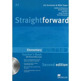 Straightforward Elementary Second Ed. Teacher's Book Pack