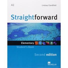 Straightforward Elementary Second Ed. Student's Book