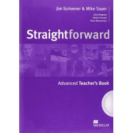 Straightforward Advanced Teacher's Book and Resource Pack