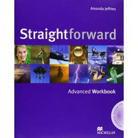 Straightforward Advanced Workbook with Key + CD