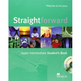 Straightforward Upper-Intermediate Student's Book + CD-ROM