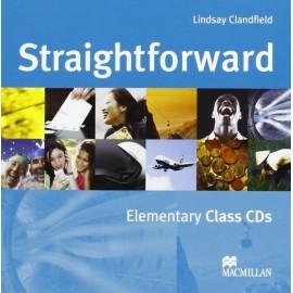 Straightforward Elementary Class CDs