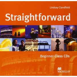 Straightforward Beginner Class Audio CDs