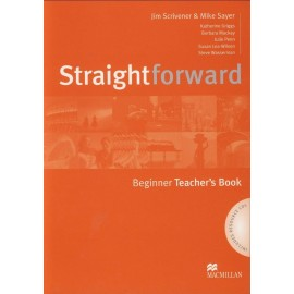 Straightforward Beginner Teacher's Book and Resource Pack