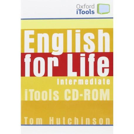 English for Life Intermediate iTools + Flashcards Oxford University Press 9780194331197
