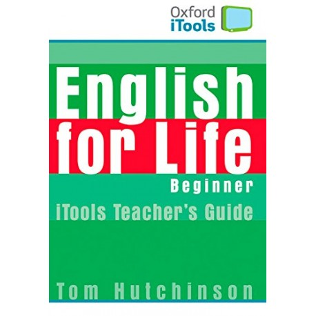 English for Life Beginner iTools + Flashcards Oxford University Press 9780194330503
