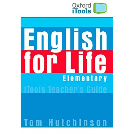 English for Life Elementary iTools + Flashcards Oxford University Press 9780194330534
