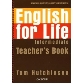 English for Life Intermediate Teacher's Book +MultiROM
