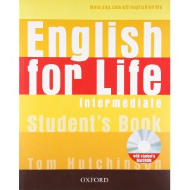English for Life Intermediate Student's Book + MultiROM