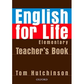 English for Life Elementary Teacher's Book + MultiROM