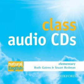 Natural English Elementary Class Audio CDs