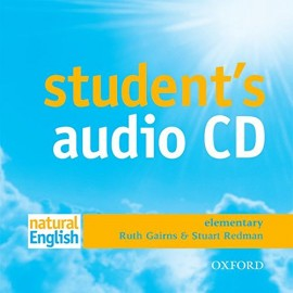 Natural English Elementary Student's Audio CD