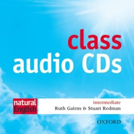 Natural English Intermediate Class Audio CDs