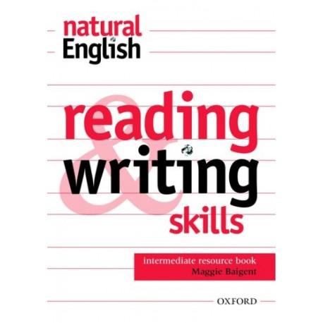 Natural English Intermediate Reading and Writing Skills Oxford University Press 9780194383875