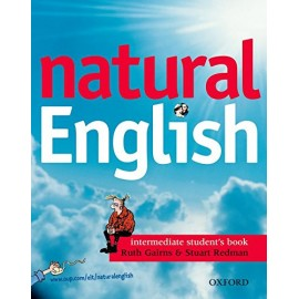 Natural English Intermediate Student's Book + Listening Booklet
