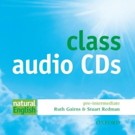Natural English Pre-Intermediate Class Audio CDs