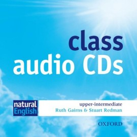 Natural English Upper-Intermediate Class Audio CDs