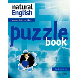 Natural English Upper-Intermediate Puzzle Book