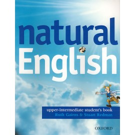 Natural English Upper-Intermediate Student's Book + Listening Booklet