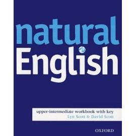 Natural English Upper-Intermediate Workbook with Key