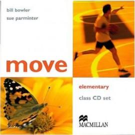 Move Elementary Class CDs