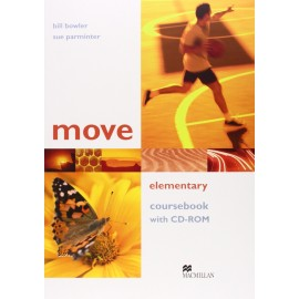 Move Elementary Student's Book + CD-ROM