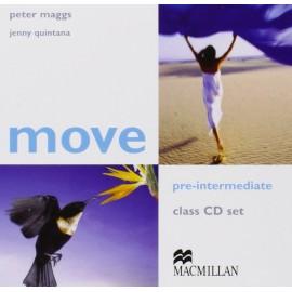Move Pre-Intermediate Class CDs