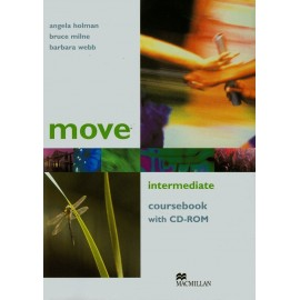 Move Intermediate Student's Book + CD-ROM