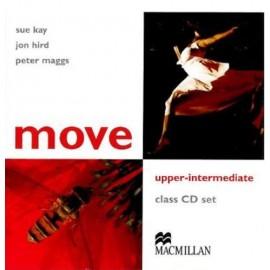 Move Upper-Intermediate Class CDs