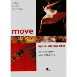 Move Upper-Intermediate Student's Book + CD-ROM