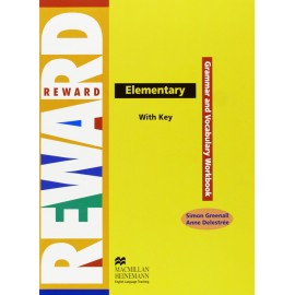 Reward Elementary Grammar and Vocabulary Workbook with Key