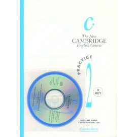 The New Cambridge English Course 2 Practice Book with Key + Audio CD