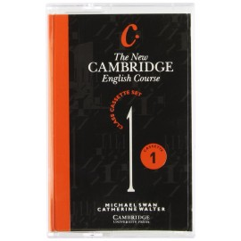 The New Cambridge English Course 1 Class Cassettes