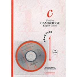 The New Cambridge English Course 1 Practice Book with Key + Audio CD
