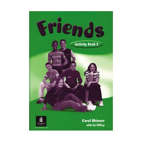 Ответы 2 book friends гдз activity