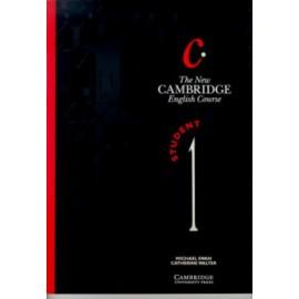 The New Cambridge English Course 1 Student's Book