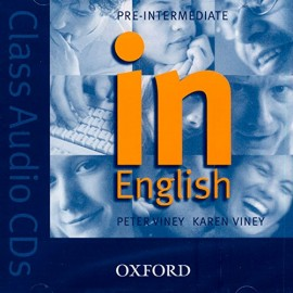In English Pre-Intermediate Class Audio CDs