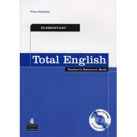 Total English Elementary Teacher's Resource Book with Test Master CD-ROM