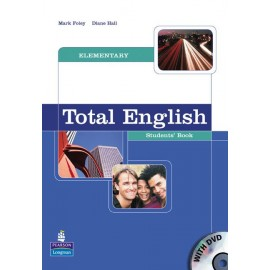 Total English Elementary Student's Book + DVD