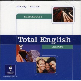 Total English Elementary Class Audio CDs