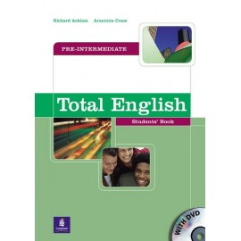 Total English Pre-Intermediate Student's Book + DVD