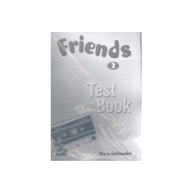Friends 2 Test Book and Cassette Pack