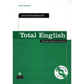 Total English Pre-Intermediate Teacher's Resource Book with Test Master CD-ROM