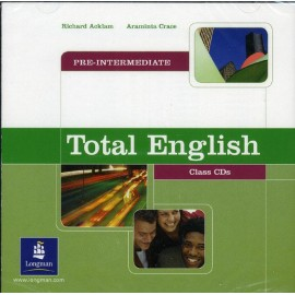 Total English Pre-Intermediate Class Audio CDs