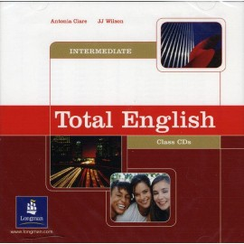 Total English Intermediate Class Audio CDs