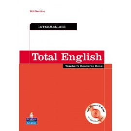 Total English Intermediate Teacher's Resource Book with Test Master CD-ROM
